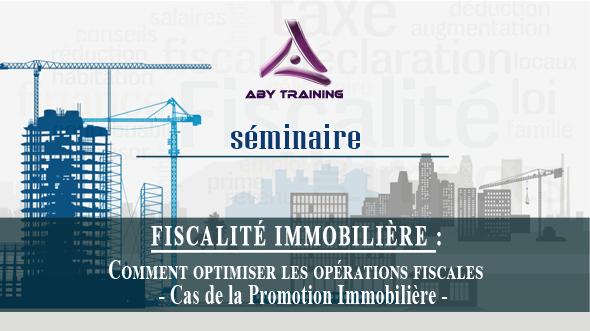 Fiscalité immobilière et optimisation fiscale Au Maroc